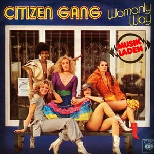 Women's Day! Here's the record cover of my mom's 1979 lady band! I love you. Thank you for inspiring me every day and being a strong badass lady / best mom ever ♥️